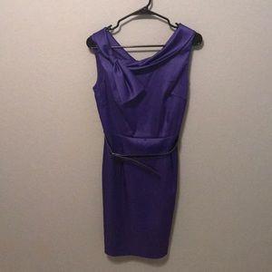 Alyx Purple Dress